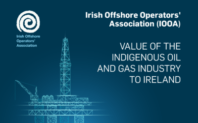Value of the Indigenous Oil and Gas Industry to Ireland