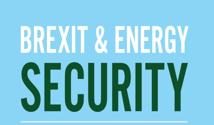 Ireland's Energy Vulnerability Post Brexit