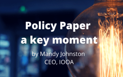 Policy Paper a key moment for Ireland